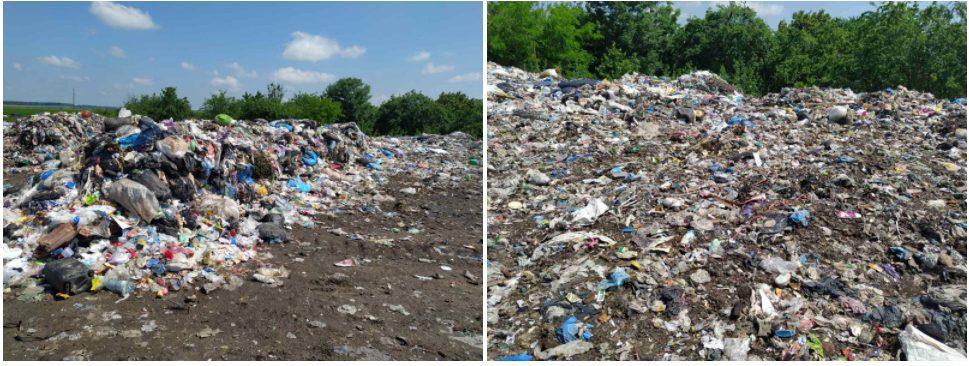 Депутати Хмельницької районної ради проти львівського сміття